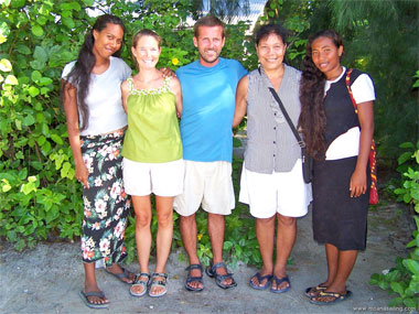 Our Kiribati Family