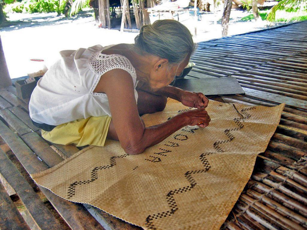 Kiribati Cruising Moana Sailing