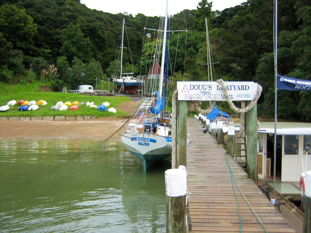 Opua New Zealand  city pictures gallery : New Zealand | Moana Sailing